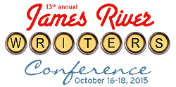 James River Writers Conference 2015 Logo