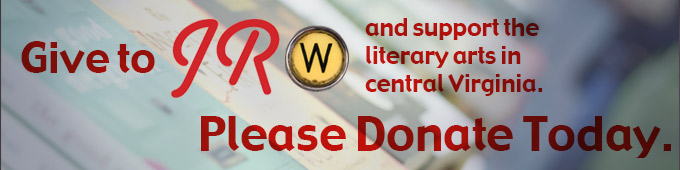 Donate Now To Support a Vibrant Literary Community in Central Virginia