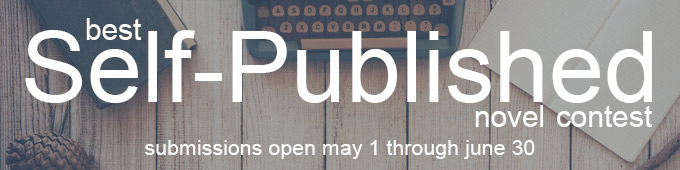 Register for JRW's Best Self-Published Novel Contest