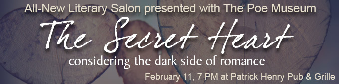 Literary Salon: The Secret Heart- Considering the Dark Side of Romance