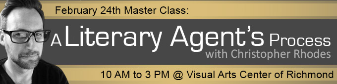 New Master Class - A Literary Agent's Process