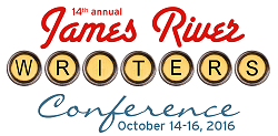 James River Writers Conference 2016 Logo
