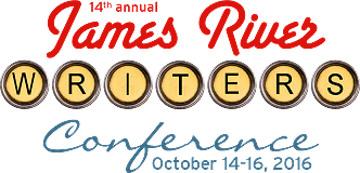 14th Annual James River Writers Conference Logo