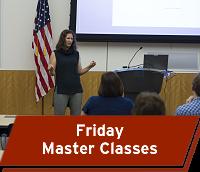 friday master classes